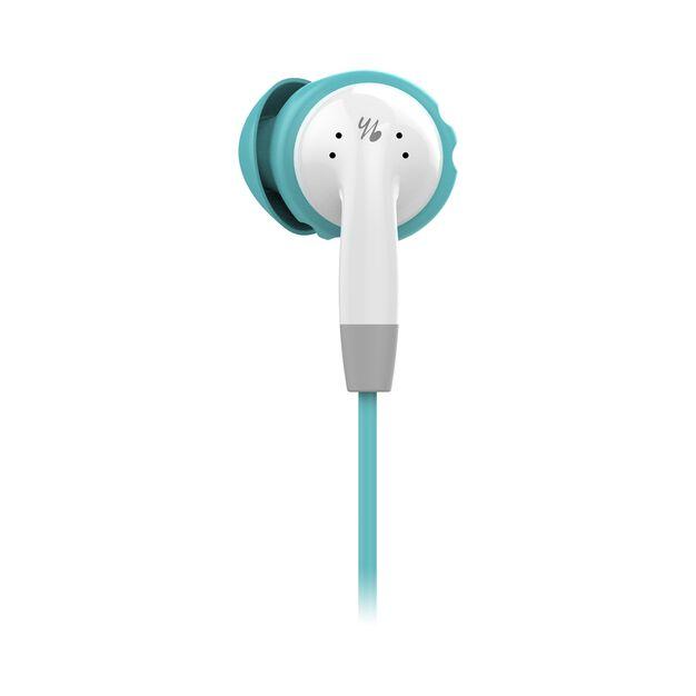 Inspire® 500 for Women - Teal - In-Ear Wireless Sport Headphones - Detailshot 1