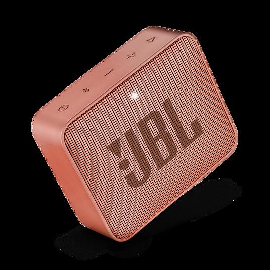 JBL GO 2 - Sunkissed Cinnamon - Portable Bluetooth speaker - Detailshot 1