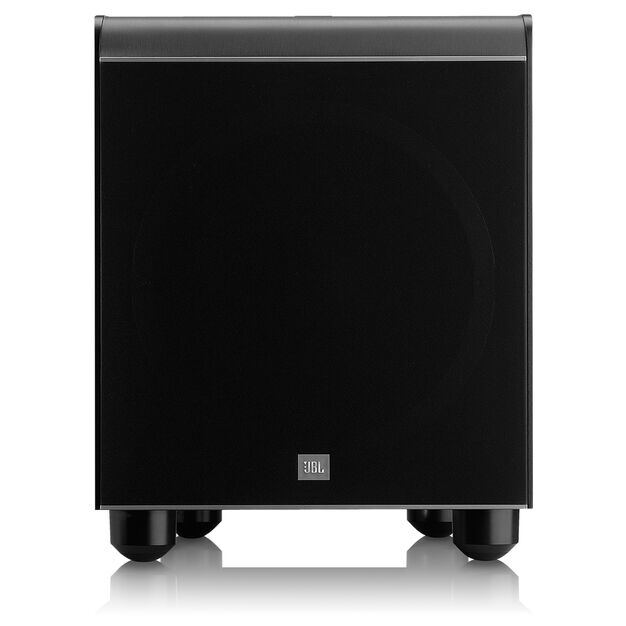 "ES250P - Black - 400 Watt, 300mm (12"") Subwoofer - Front"