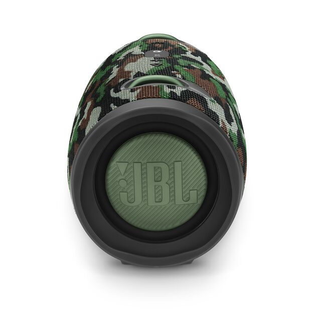 JBL Xtreme 2 - Squad - Portable Bluetooth Speaker - Detailshot 3