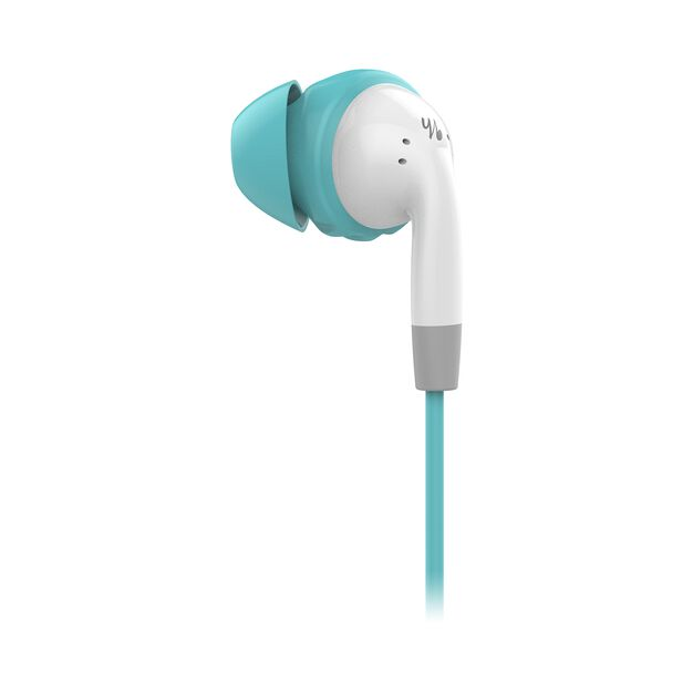 Inspire® 500 for Women - Teal - In-Ear Wireless Sport Headphones - Detailshot 2