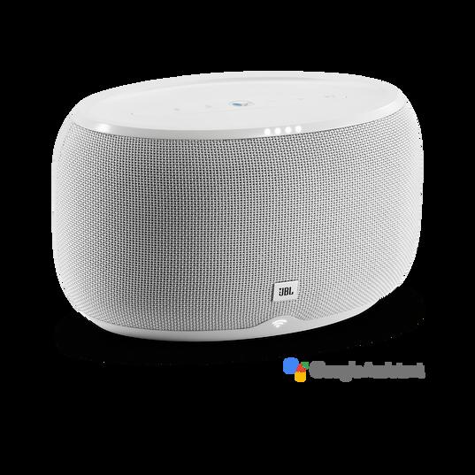 JBL Link 300 - White - Voice-activated speaker - Hero
