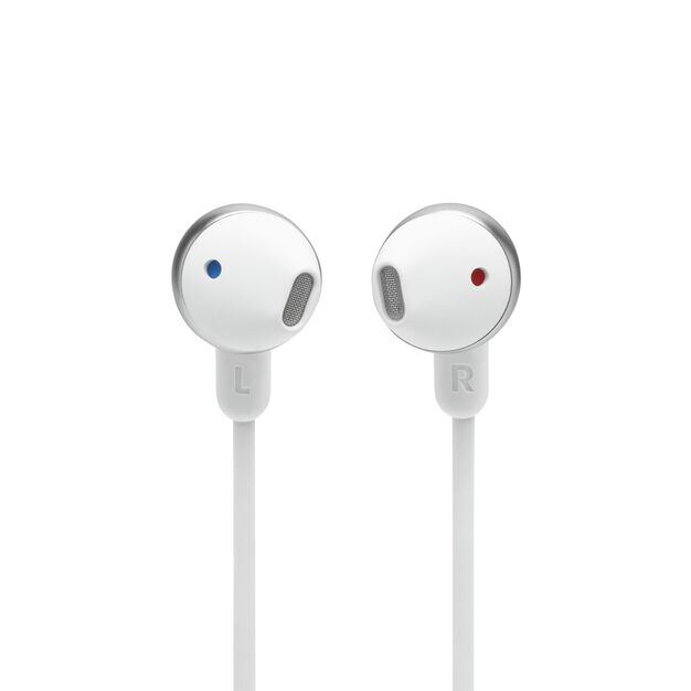 JBL TUNE 215BT - White - Wireless Earbud headphones - Detailshot 1