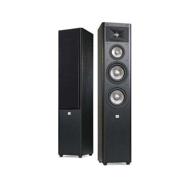 """Studio 280 - Black - 3-way Dual 6.5"""" Floorstanding Loudspeaker - Hero"""