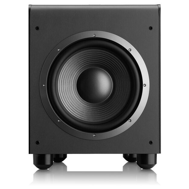 "ES250P - Black - 400 Watt, 300mm (12"") Subwoofer - Detailshot 2"