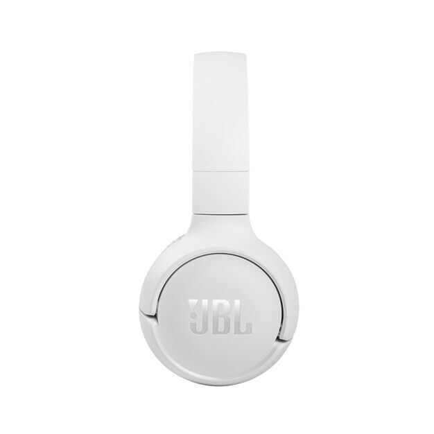JBL Tune 510BT - White - Wireless on-ear headphones - Detailshot 4