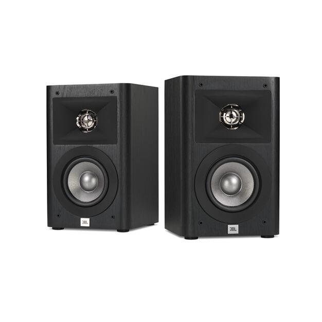 "Studio 220 - Black - 2-way 4"" Bookshelf Loudspeakers - Detailshot 3"