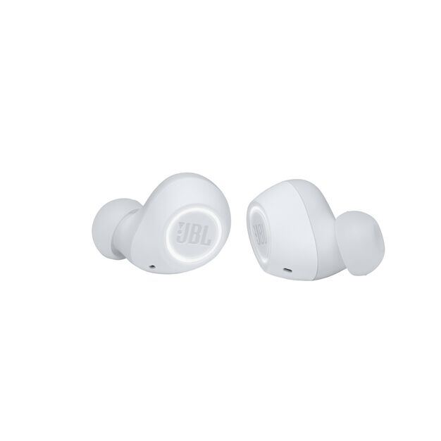 JBL Free II - White - True wireless in-ear headphones - Detailshot 1