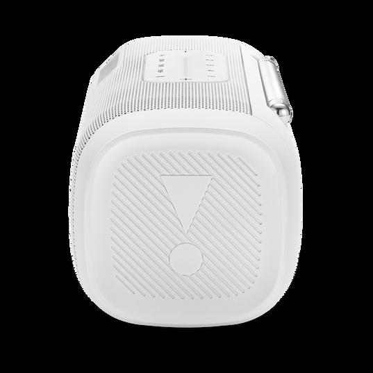 JBL Tuner - White - Portable Bluetooth Speaker with DAB/FM radio - Detailshot 1