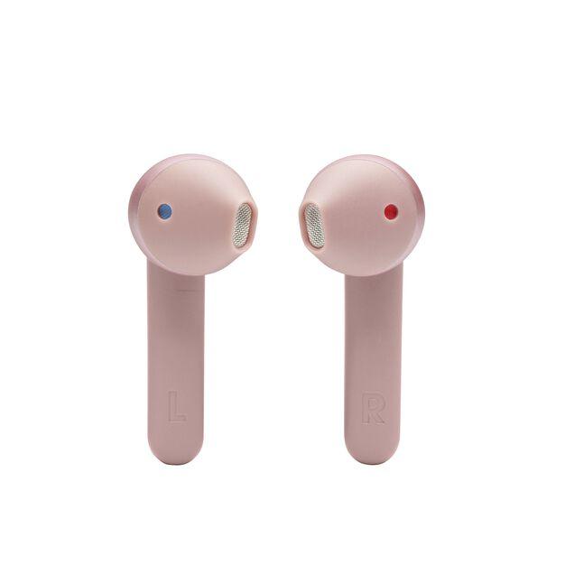 JBL TUNE 220TWS - Pink - True wireless earbuds - Back
