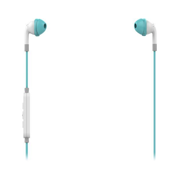 Inspire® 500 for Women - Teal - In-Ear Wireless Sport Headphones - Detailshot 4
