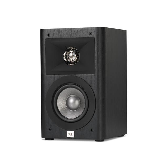 "Studio 220 - Black - 2-way 4"" Bookshelf Loudspeakers - Detailshot 1"