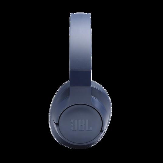 JBL TUNE 700BT - Blue - Wireless Over-Ear Headphones - Detailshot 4