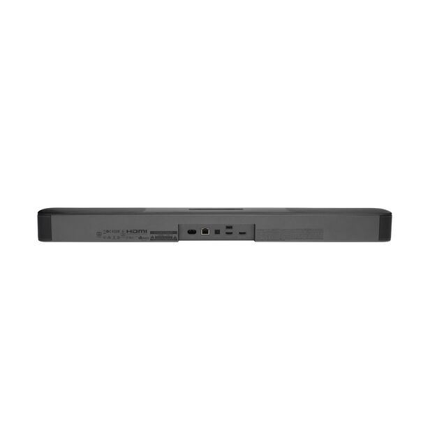 Bar 5.0 MultiBeam - Grey - 5.0 channel soundbar with MultiBeam™ technology and Virtual Dolby Atmos® - Back