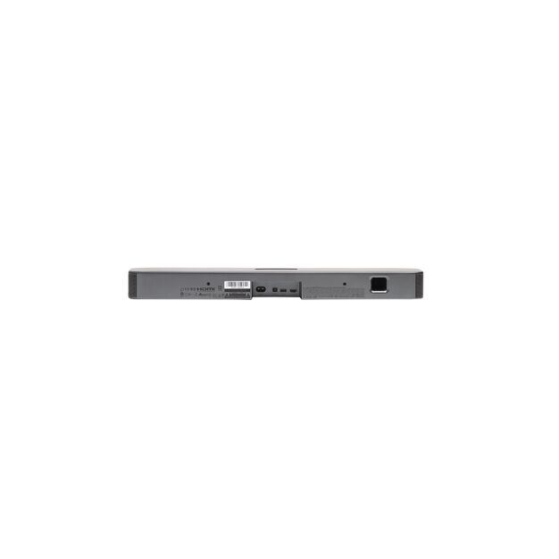 Bar 2.0 All-in-One - Black - Compact 2.0 channel soundbar - Back