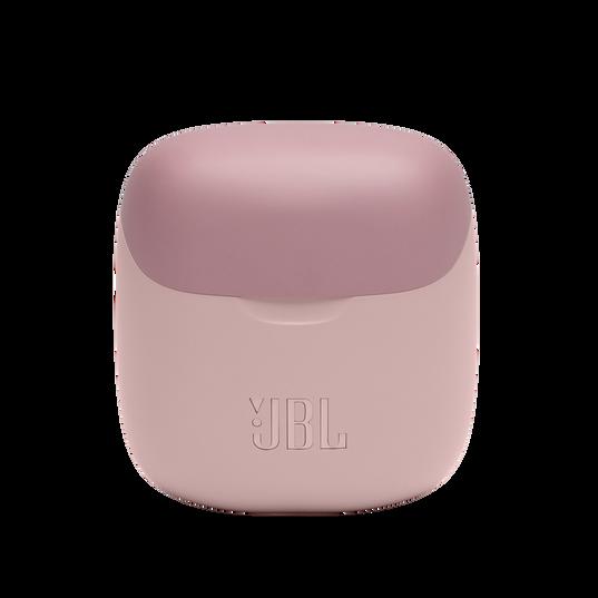 JBL Tune 220TWS - Pink - True wireless earbuds - Detailshot 3