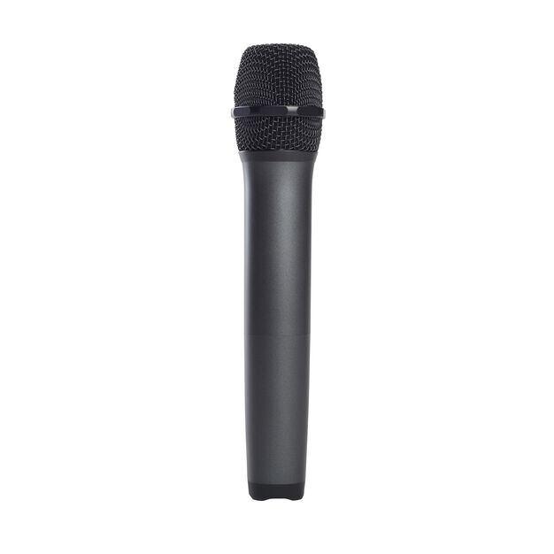 JBL Wireless Microphone Set - Black - Wireless two microphone system - Back