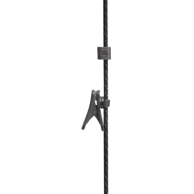 UA Sport Wireless PIVOT - Black - Secure-fitting wireless sport earphones with JBL technology and sound - Detailshot 4