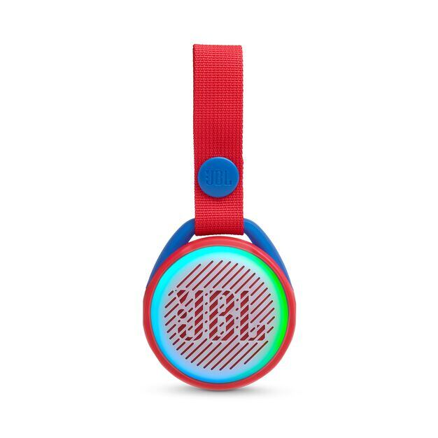 JBL JR POP - Red - Portable speaker for kids - Front