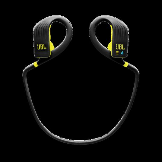 JBL Endurance DIVE - Yellow - Waterproof Wireless In-Ear Sport Headphones with MP3 Player - Detailshot 3