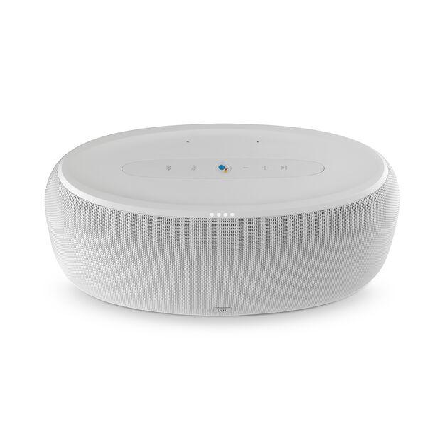JBL Link 500 - White - Voice-activated speaker - Detailshot 1