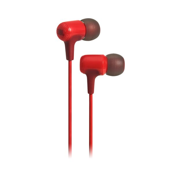 E15 - Red - In-ear headphones - Hero