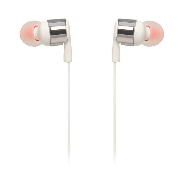 JBL TUNE 210 - Grey - In-ear headphones - Detailshot 1