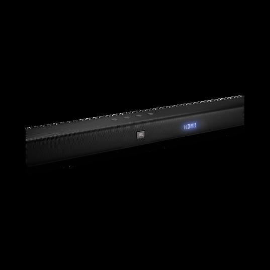 JBL Bar 2.1 - Black - 2.1-Channel Soundbar with Wireless Subwoofer - Detailshot 2
